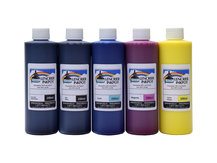 5x250ml Refill Kit for CANON PFI-030, PFI-110, PFI-120, PFI-310, PFI-320, PFI-710
