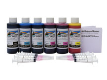 120ml Refill Kit for HP DesignJet 10, 20, 50, 120