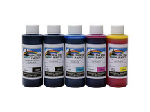 5x120ml Refill Kit for CANON PFI-007, PFI-107, PFI-207, PFI-307, PFI-707
