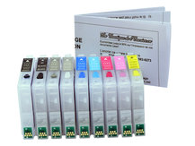 Refillable Cartridges for EPSON (T0591-T0599)