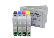 Refillable Cartridges for EPSON (T0441-T0444)