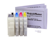 Refillable Cartridges for EPSON (T0321-T0324)