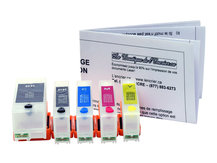 Refillable Cartridges for EPSON (26, 26XL) *FOR EUROPE*