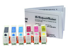 Refillable Cartridges for EPSON (24, 24XL) *FOR EUROPE*