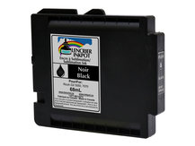 BLACK 68ml Dye Sublimation Ink Cartridge for RICOH GX 5050, GX 7000 (GC21)