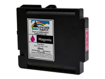 MAGENTA 60ml Dye Sublimation Ink Cartridge for RICOH GX 5050, GX 7000 (GC21)