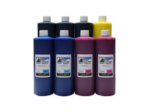 8x500ml Refill Kit for CANON PFI-1100, PFI-1300, PFI-1700