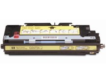 Cartridge to replace HP Q2672A (309A) YELLOW