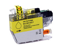 Compatible Cartridge to replace BROTHER LC3013Y YELLOW