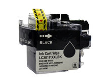Compatible Cartridge to replace BROTHER LC3019BK BLACK