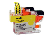 Compatible Cartridge to replace BROTHER LC3019Y YELLOW