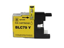 Compatible Cartridge to replace BROTHER LC79Y YELLOW