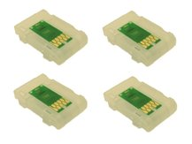 Single-Use Chips (set of 4) for EPSON 786, 786XL, 788XXL (NORTH AMERICAN VERSION)