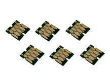 Single-Use Chips (set of 6) for EPSON XP-15000 (NORTH AMERICAN VERSION)
